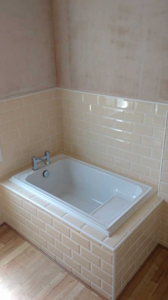 Bathrooms Bubble Construction
