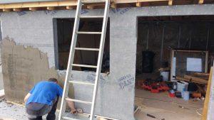 Bubble Construction plastering